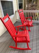 ThePorchSwingCompany.com A&L Furniture Co. Classic Recycled Plastic Rocking Chair Review