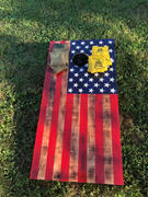 American Cornhole Association Synergy Join Or Die Pro Review