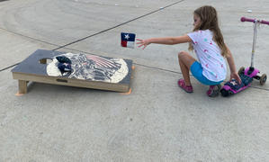American Cornhole Association Synergy Bomber Pro Review