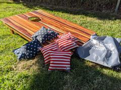 American Cornhole Association Dale Burnt Wood Recreation Cornhole Boards Review
