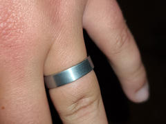 Hitched Tungsten Flat Brushed 6mm Review