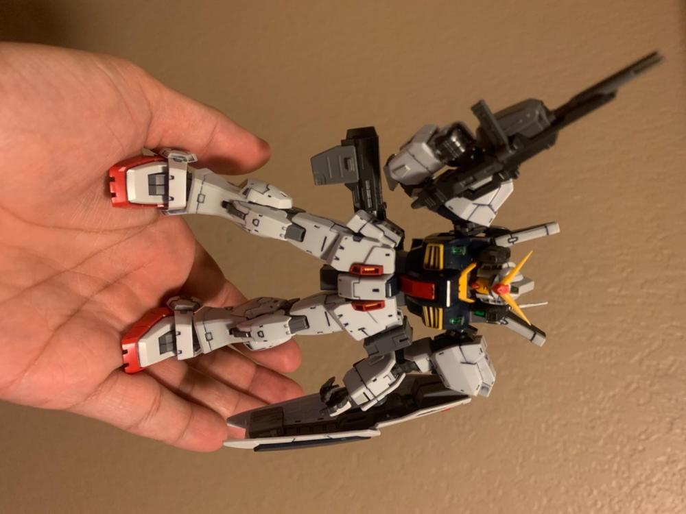 Model Kit Bandai US Seller A.E.U.G. HGUC 1//144 Gundam Mk-II
