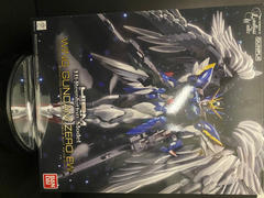 USA Gundam Store Hi-Resolution Model 1/100 Wing Gundam Zero Custom EW Ver. Review