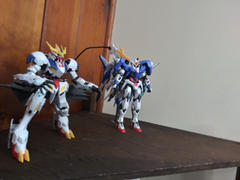 USA Gundam Store MG 1/100 OO XN Raiser P-Bandai Review