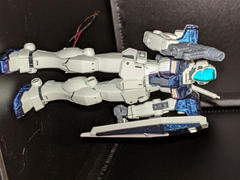 USA Gundam Store GM/GM Build Fighters, Bandai HGBF 1/144 Review