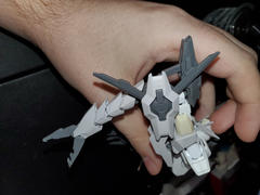 USA Gundam Store HGBF 1/144 Reversible Gundam Gundam Build Fighters Review