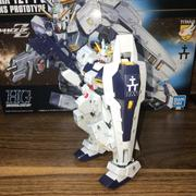USA Gundam Store #56 Gundam TR-1 Hazel Custom Advance of Zeta, Bandai HGUC Review
