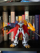 USA Gundam Store Figure-rise Standard [Amplified] : Omegamon Review