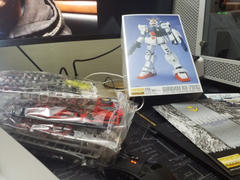 USA Gundam Store MG RX-79 (G) Gundam Review