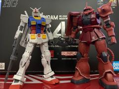USA Gundam Store RG 1/144 #01 RX-78-2 GUNDAM Review
