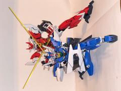USA Gundam Store 1/144 HDBD:R CORE GUNDAM (REAL TYPE COLOR) & MARSFOUR UNIT Review