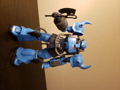 USA Gundam Store #04 Prototype Gouf Gundam The Origin, Bandai HG The Origin Review
