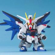 USA Gundam Store BB257 Freedom Gundam Review