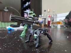 USA Gundam Store HGBF GM Sniper K9 Review