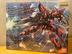 USA Gundam Store Bandai MG 783837 AEGIS GUNDAM GAT-X303 (Gundam SEED) 1/100 scale kit Review
