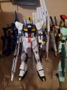 USA Gundam Store Bandai 1/100 MG RX-93 Nu Gundam Ver  Ka Gundam Model Kit - U.C. 0093 Review