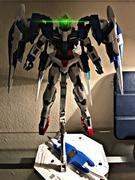 USA Gundam Store Bandai MG 699145 GUNDAM 00 Raiser 1/100 scale kit Review