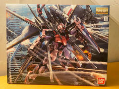 USA Gundam Store Bandai Hobby MG Strike Rouge Ootori Ver. RM 1/100 Scale Action Figure Model Kit Review