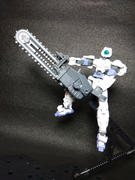 USA Gundam Store M.S.G Weapon Unit MW26 Dynamic Chainsaw Kotobukiya Review