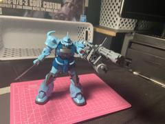 USA Gundam Store HGUC 1/144 #117 Gouf Custom Review