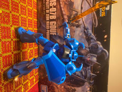 USA Gundam Store 1/144 HGUC Gouf Revive Review