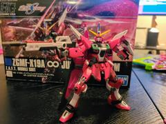 USA Gundam Store HGCE 1/144 INFINITE JUSTICE GUNDAM Review