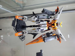 USA Gundam Store MG 1/100 GN-003 GUNDAM KYRIOS Review