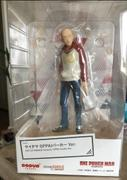 USA Gundam Store One-Punch Man Pop Up Parade Saitama (OPPAI Hoodie Ver.) Review
