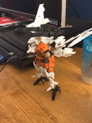 USA Gundam Store 30 Minute Missions #26 eEXM-17 Flight Type (Alto Orange) Model Kit Review