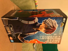 USA Gundam Store My Hero: One's Justice Ichibansho Shoto Todoroki Review