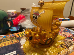 USA Gundam Store THOUSAND SUNNY (FILM GOLD) - ONE PIECE GRAND SHIP COLLECTION Review