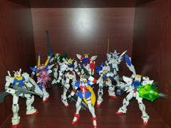 USA Gundam Store HGFC Nobel Gundam Review