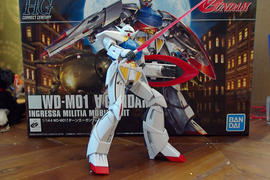 USA Gundam Store HGCC 1/144 Turn A Gundam Review
