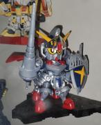 USA Gundam Store BB370 Legend BB Knight Gundam Review