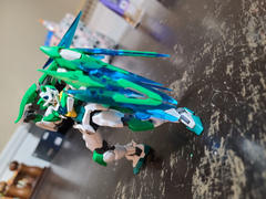USA Gundam Store HGBF 1/144 00 Sia Qan[T] Custom Review
