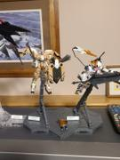 USA Gundam Store Orphans HG 1/144 MS Option Set 5 & Tekkadan Mobile Worker Review