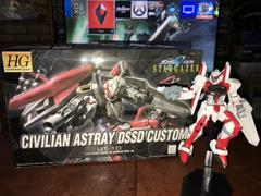 USA Gundam Store HG 1/144 #49 Civilian Astray DSSD Custom Review