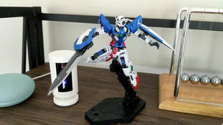 USA Gundam Store RG Gundam Exia Model Kit (1/144 Scale) Review