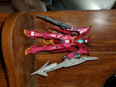 USA Gundam Store HGBD 1/144 Impulse Gundam Lancier Review