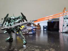 USA Gundam Store Striker GN-X Build Fighters, Bandai HGBF 1/144 Review