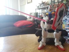 USA Gundam Store HG 1/144 #45 0 Gundam Operation Mode Review