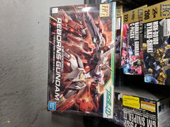 USA Gundam Store HG 1/144 #53 Reborns Gundam Review