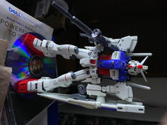 USA Gundam Store MG GP-01 Gundam Review