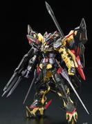 USA Gundam Store RG #24 1/144 MBF-P01-Re2 Gundam Astray Gold Frame Amatsu Mina Review