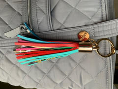 Packed Party Sweet Treat Tassel Charging Keychain Review