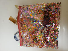 Packed Party SPICED GIRL CONFETTI EVERYTHING POUCH Review