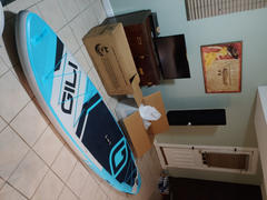GILI Sports GILI 11' / 12'  ADVENTURE Inflatable Stand Up Paddle Board (SUP) Package Review
