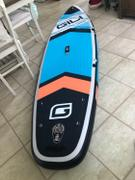 GILI Sports GILI 10'6 KOMODO Inflatable Stand Up Paddle Board Package Review