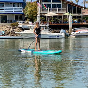 GILI Sports GILI 10'6 / 11'6 MENO Inflatable Stand Up Paddle Board Package Review