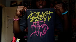 Mr Beast Official 'Graffiti Beast' Tee Review